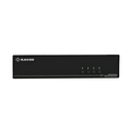 Secure KVM Switch, NIAP 3.0, DVI-I quad head
