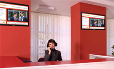 Digital signage in the Corporate Environment