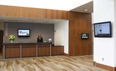 Digital signage in the Hospitality Environment