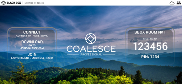 Coalesce Professional Wireless Presentation System