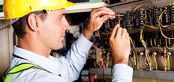 Electrician in Industrial Environments
