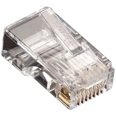RJ-45 8-Wire connector image