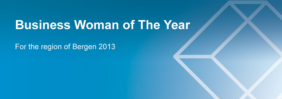 Business Woman of The Year 2013